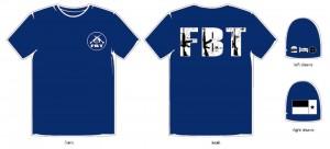 Blue Fbt Shirt