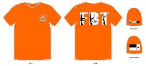 Hunter Orange Shirt